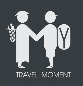 My travel moment