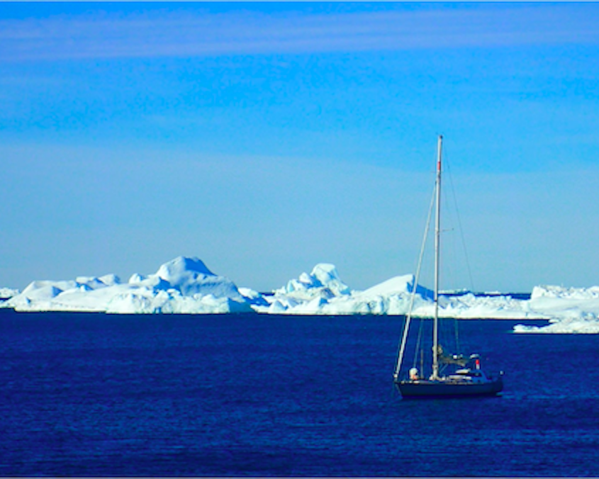 A Sailing Adventure into The Arctic