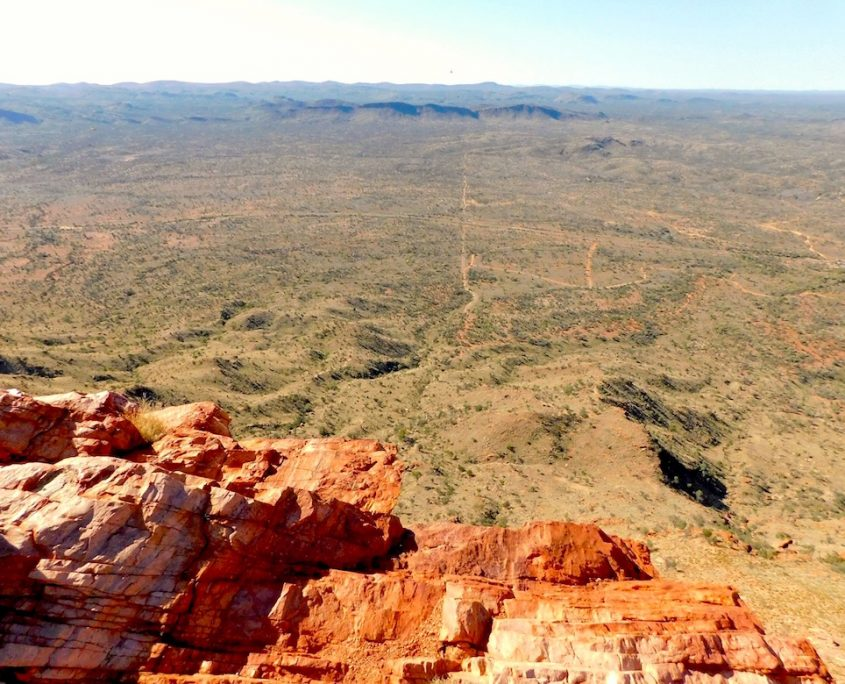 Nearly Dying In The Outback