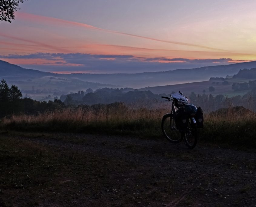 Self-taught adventure – cycling central Germany