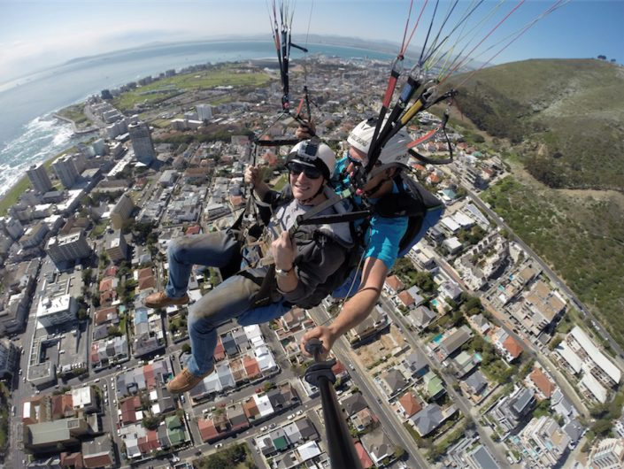 paragliding south africa