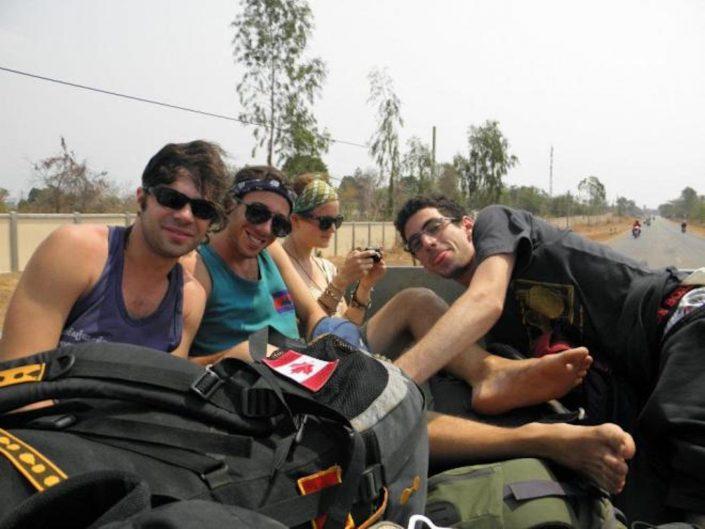 Travel blog Laos