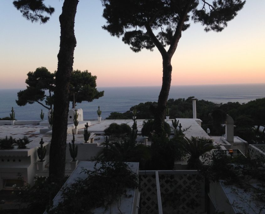 Sleepless in Capri