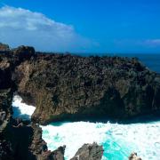 Bali cliffs