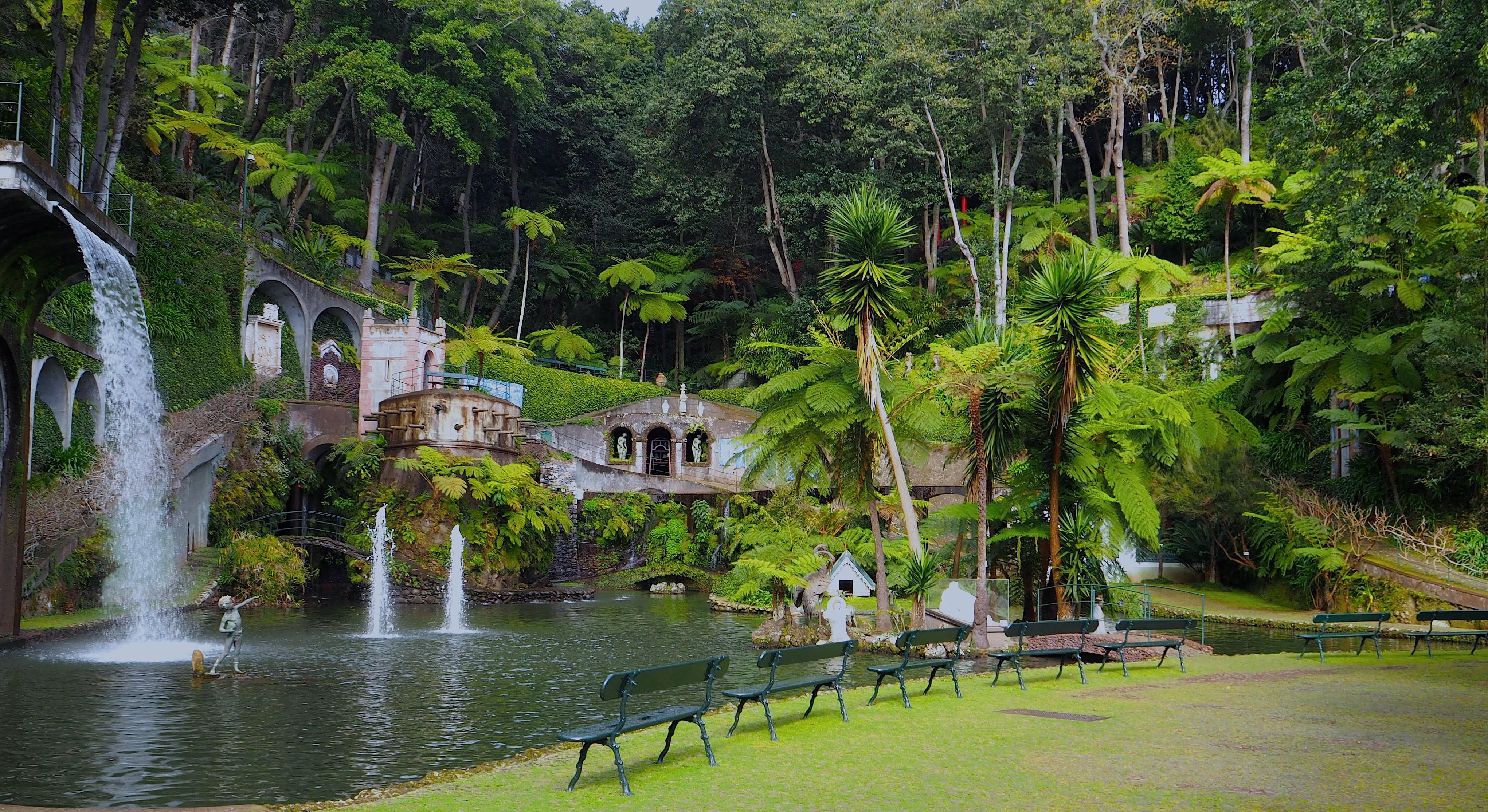 Garden Madeira