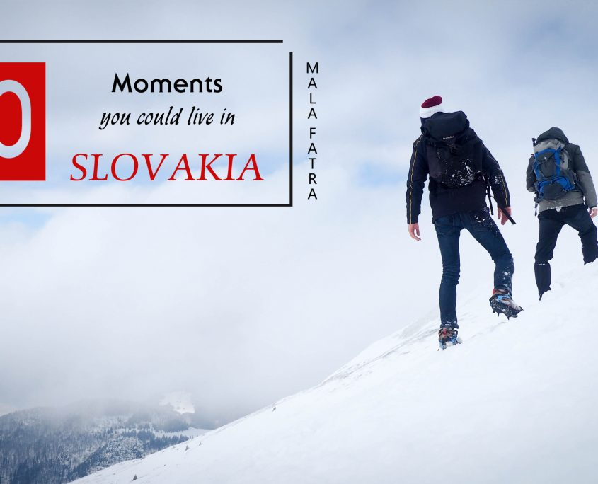 10 moments you could live in Slovakia – Mala Fatra