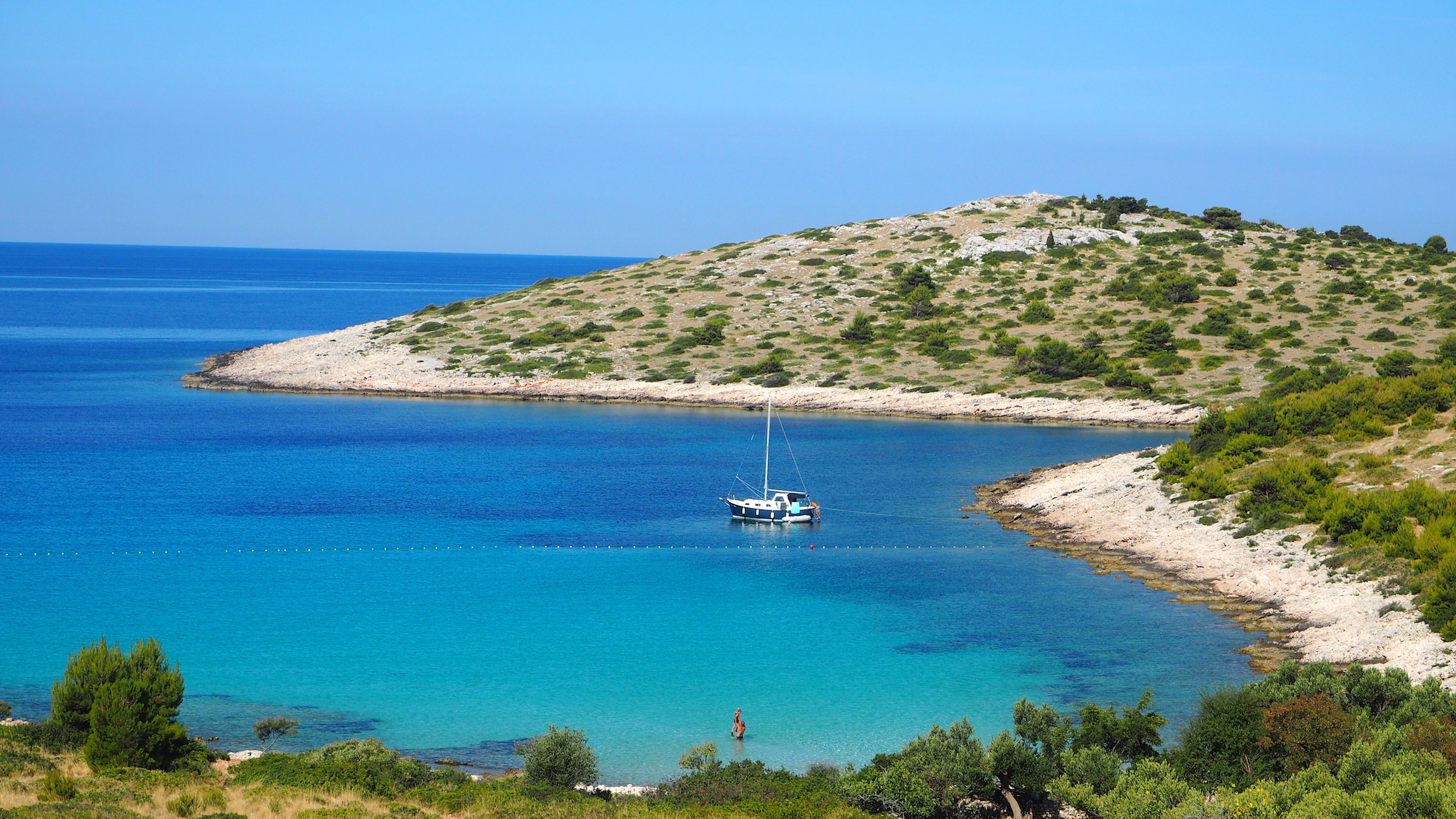 Sailing Dalmatia