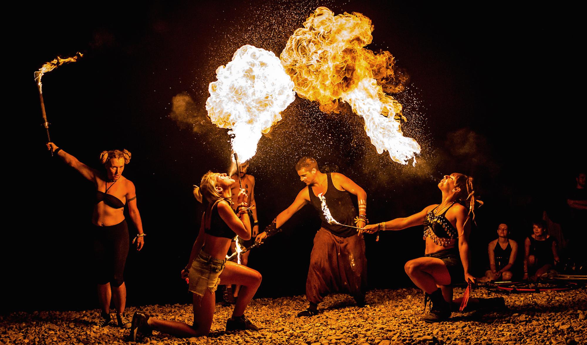 Vis Island Goulash Disko Festival