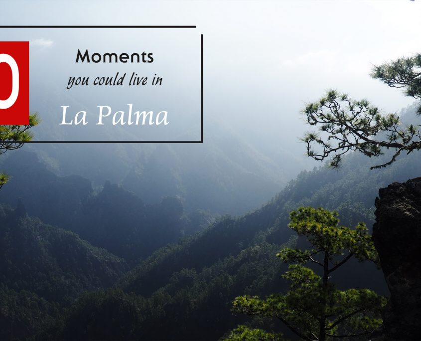 10 moments you could live in La Palma