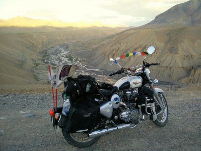 bike ride India