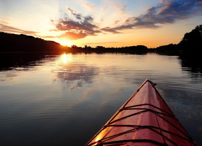 Trip Kayak Canada