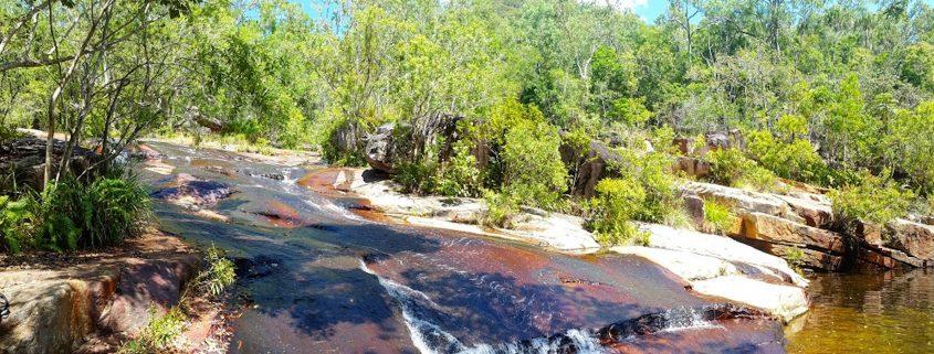 Waterslide Australia, National Park Australia
