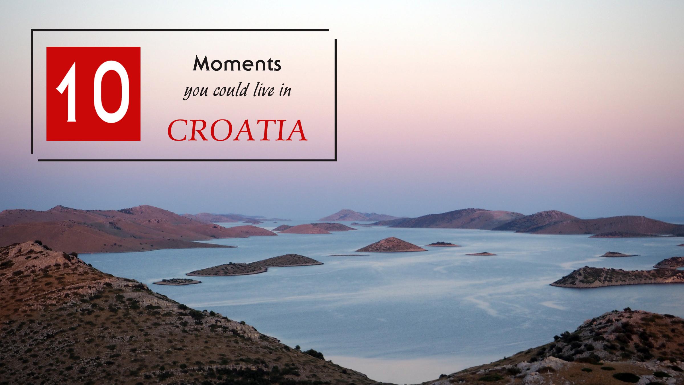 Kornati croatian paradise